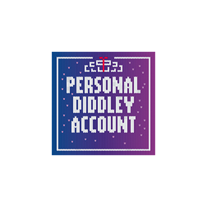 Diddley Personal Account