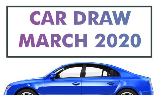march car draw 2020